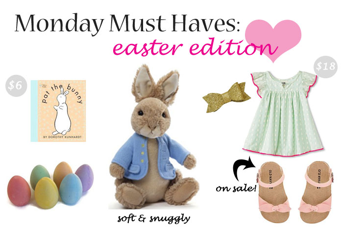 monday must have easter